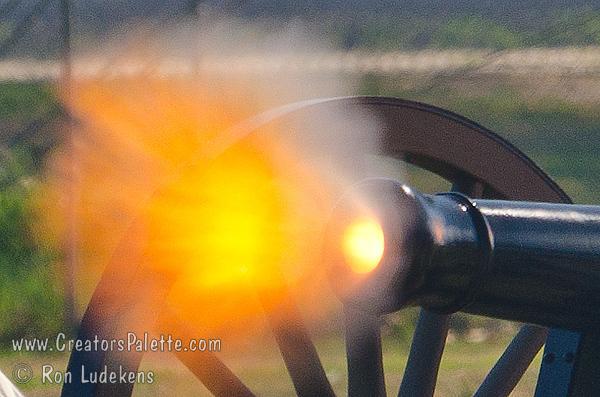 Canon Fire 1 Sepia