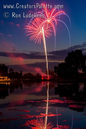 Fireworks image 2