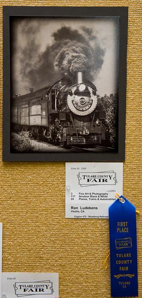 Engine 475 Strasburg Railroad