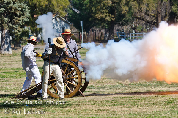 Canon Fire 3