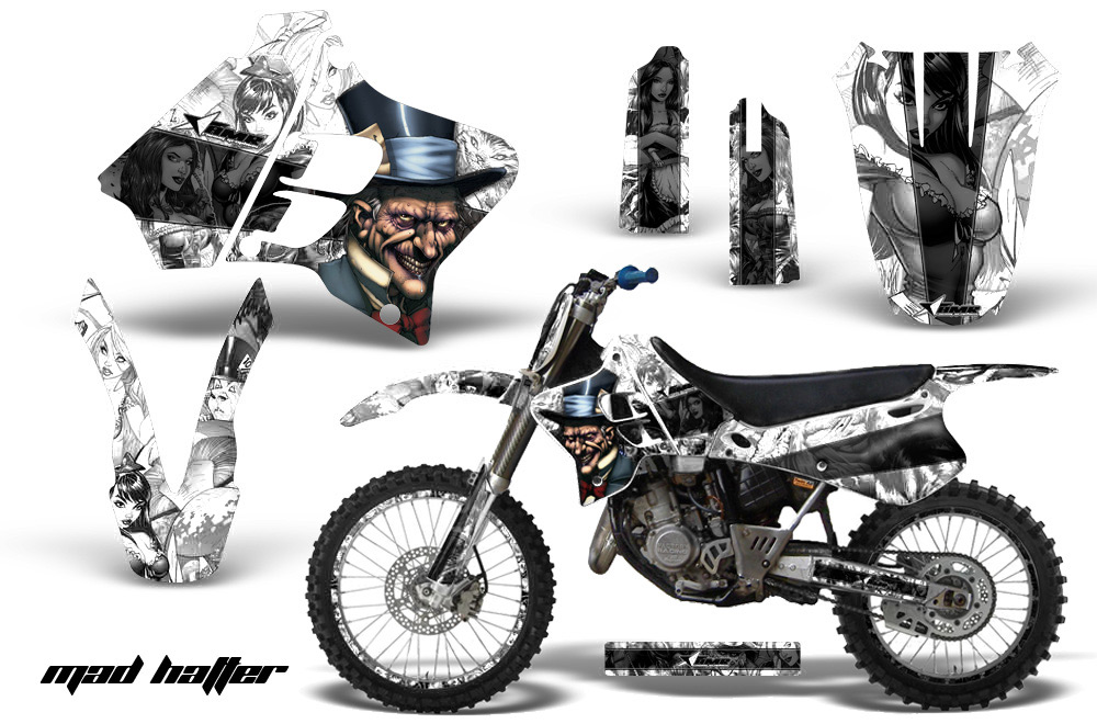 Custom Graphics Yz250