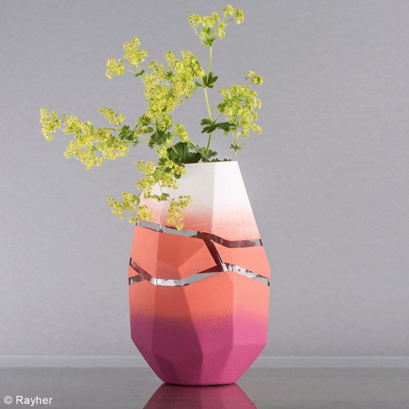 diy deco vase en verre tendance