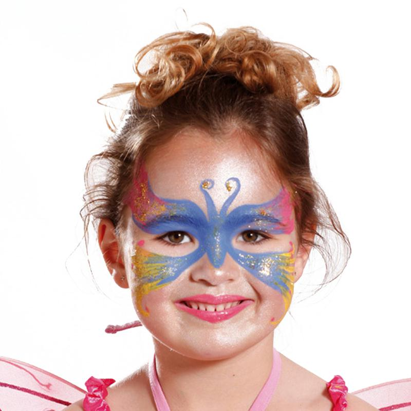 idee maquillage enfant papillon idees