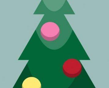 albero a Natale puoi