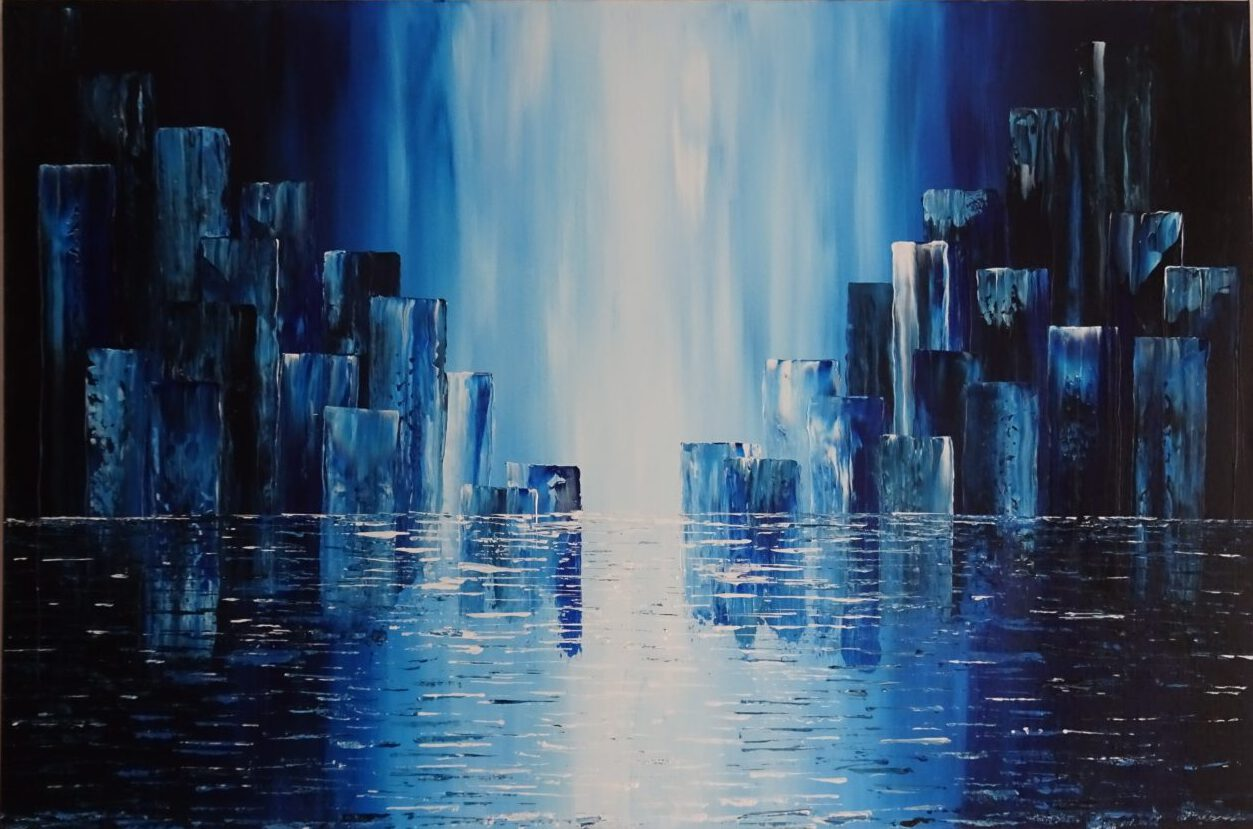 acryl schilderij 50 tinten