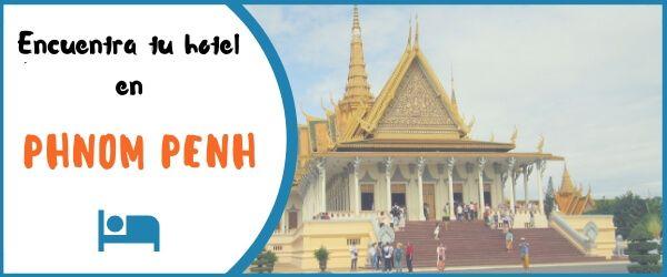 hoteles en phnom penh
