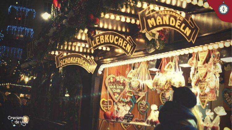 dulces mercados de navidad