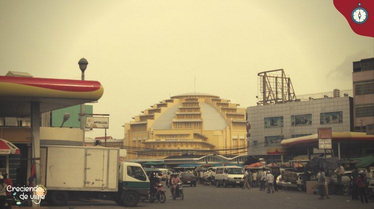 ercado central de phnom penh