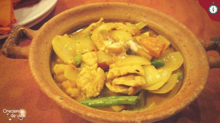 curry camboyano