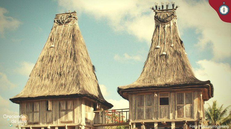 timor oriental casas tradicionales