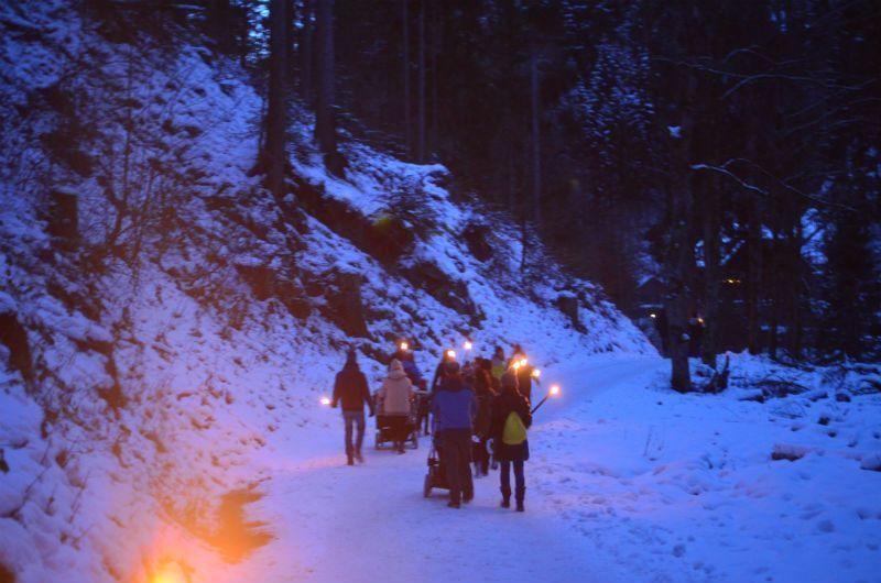 caminata LÇoffingen