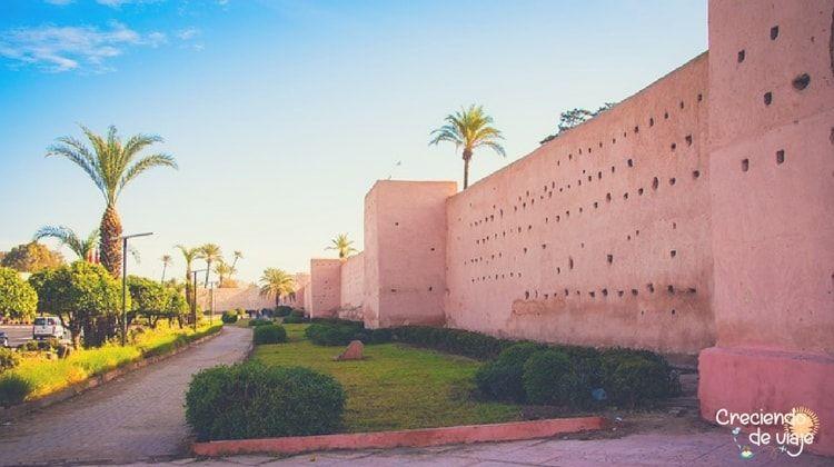 murallas marrakech