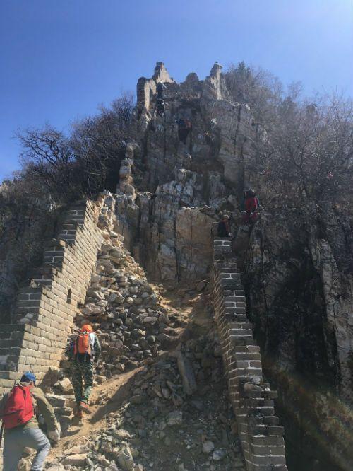 Torreon 2 muralla china Jiankou