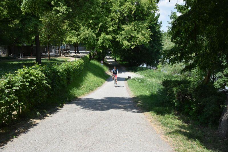 Danubio bicicleta