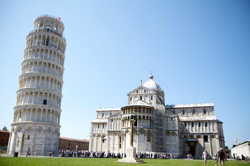 viaje a la toscana - Pisa