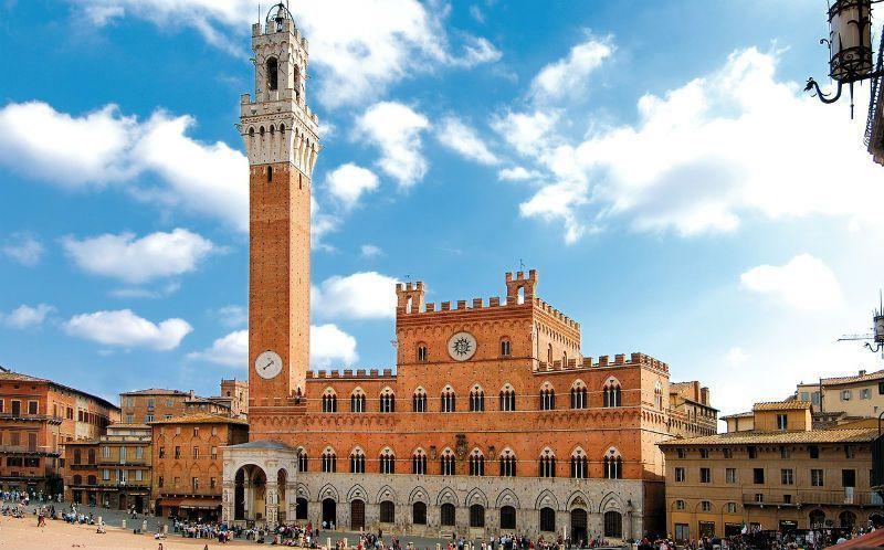viaje a la toscana - Siena