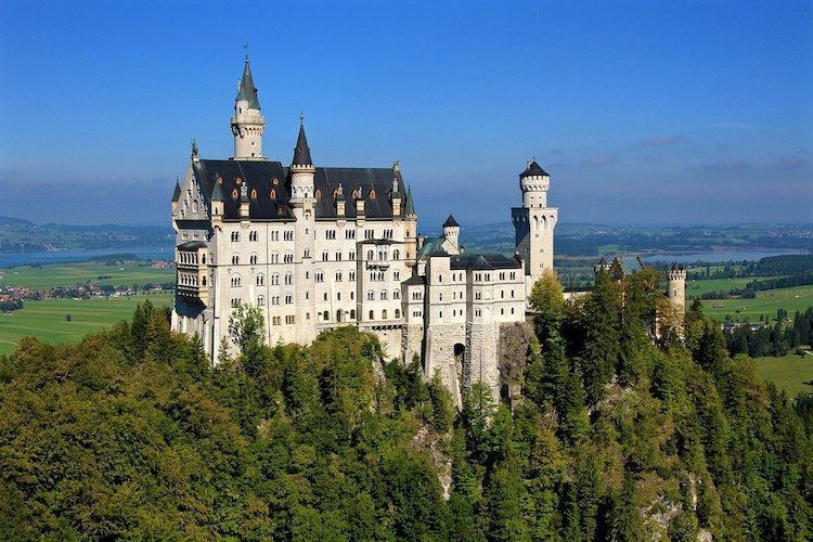 castillo de neuschwanstein entradas