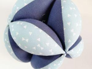 Pelota Montessori Blue