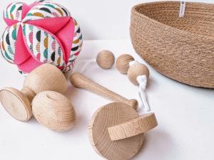 Cesto Montessori Creciendo y Criando