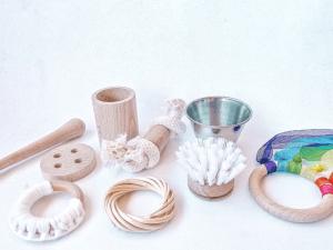 Saco de los tesoros sensoriales