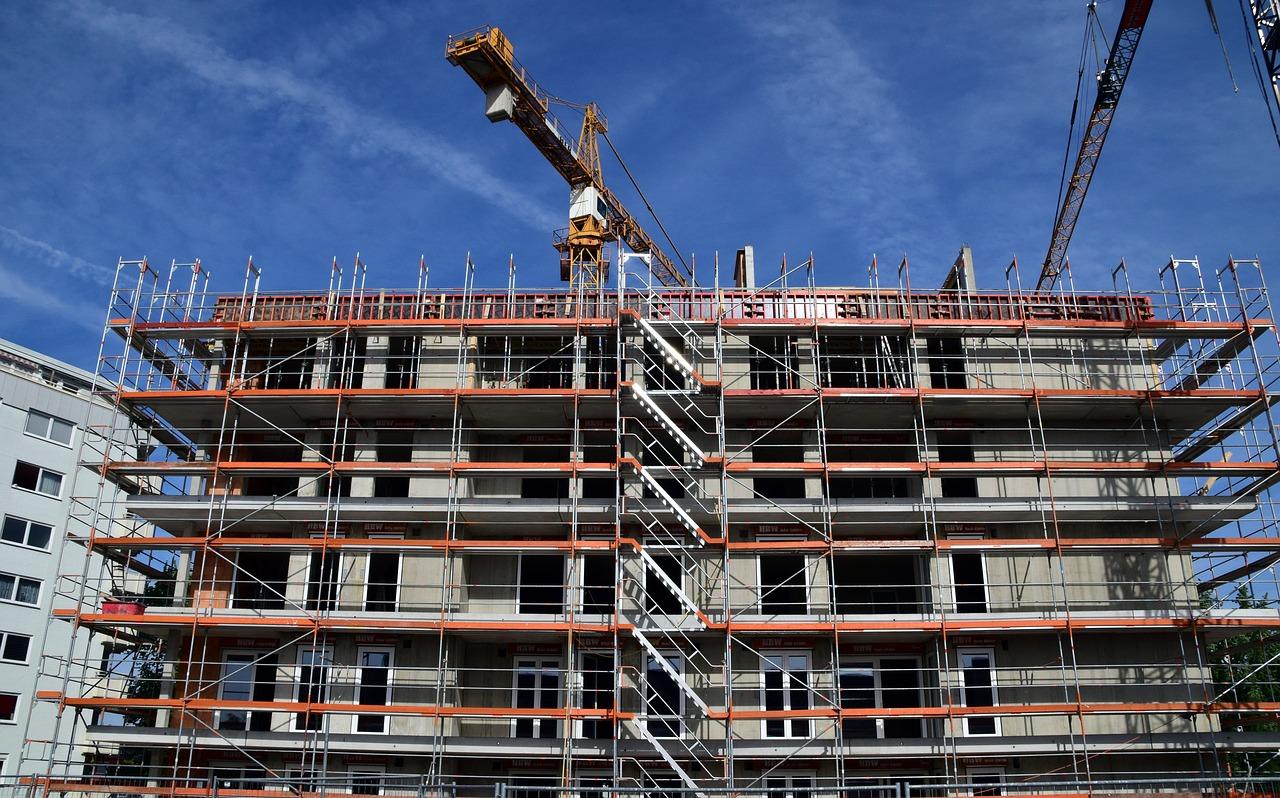YSL condos construction