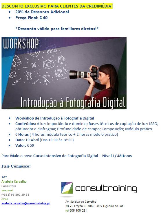 Workshop Fotografia