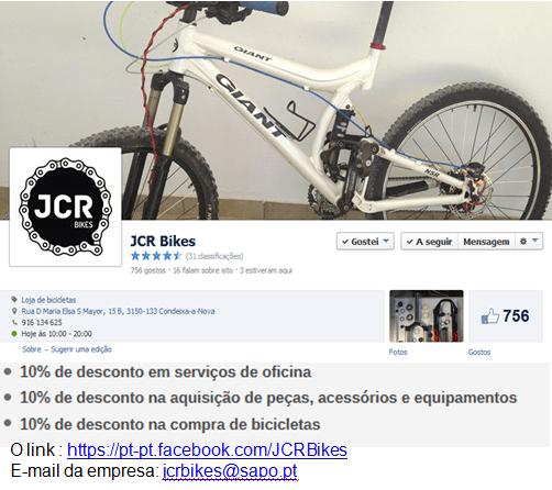 nova parceria JCR