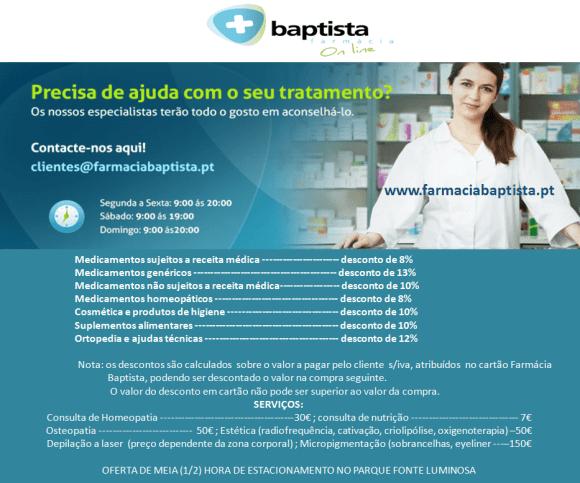 farmacia baptista