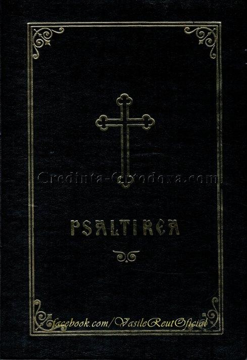 Psaltirea Proorocului si Imparatului David sau Psalmii lui David - Randuiala citirii Psaltirii