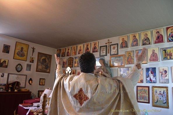 Rugăciunea, Scriptura şi Liturghia în viaţa preotului