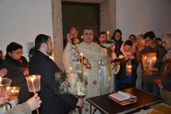 Învierea Domnului – Sfintele Paşti 2016 la Biserica Ortodoxă Română din Straubing – Hristos a Înviat!