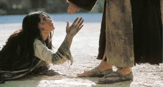 """Femeia Adultera - """"Cel fără de păcat dintre voi să arunce cel dintâi piatra asupra ei"""""""