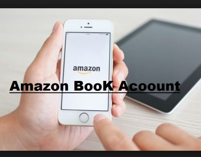 Amazon Book Account