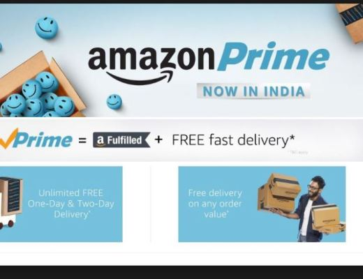 amazon india sign up