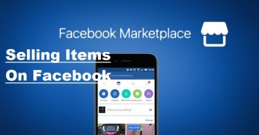 Can I Sell Items On Facebook