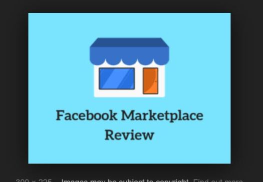 Facebook Marketplace Review
