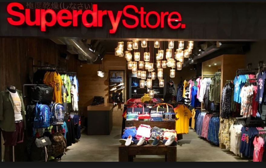 Superdry Store Online | Superdry Outlets