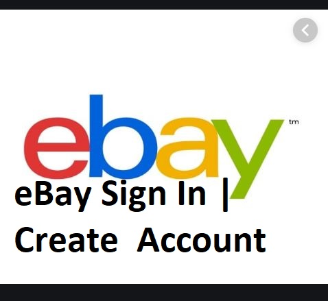 eBay Sign In Login Page