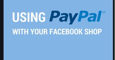 how to add paypal to facebook shop, how to sell on facebook using paypal,