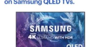 Samsung Black Friday 2019 | Deals Sales - Shop TVs Phones