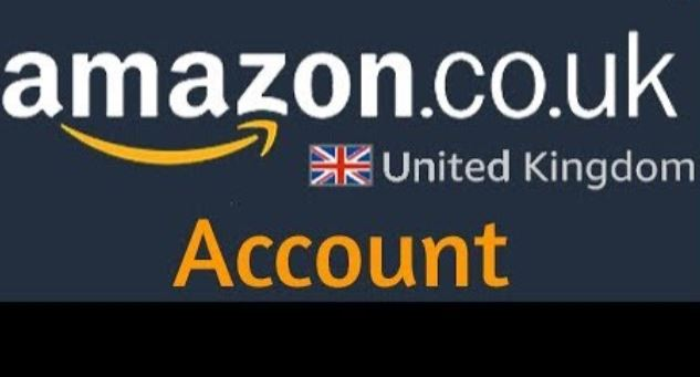 Amazon UK New Account Setup | Amazon UK Register New Account