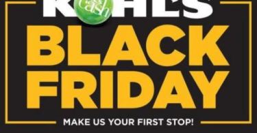 Kohl's Black Friday 2019 - Deals, sales Ads