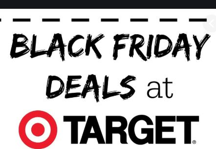 Target Black Friday 2019 Ad, Deals & Sales Hours