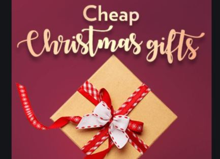 Cheap Christmas Gifts 2019 - Under $5-$20
