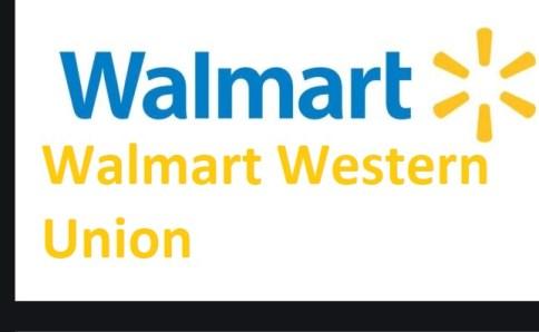 Walmart Western Union Money Transfer - Receive Money