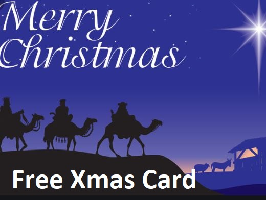 Free Online Christmas Cards - Free Christmas Card Maker
