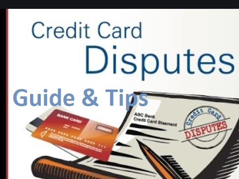 How To Resolve a Credit Card Dispute