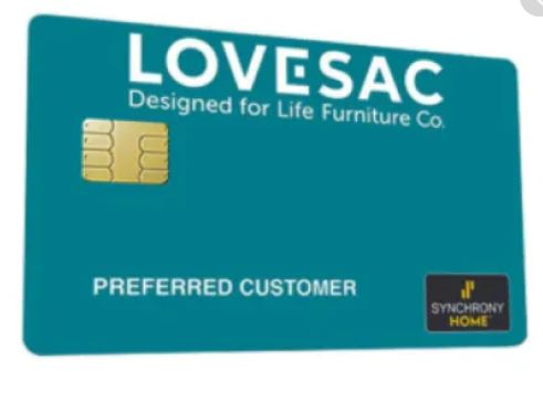 Lovesac Credit Card