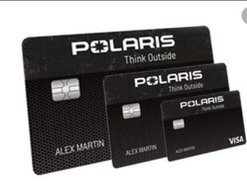 Polaris Visa Credit Card