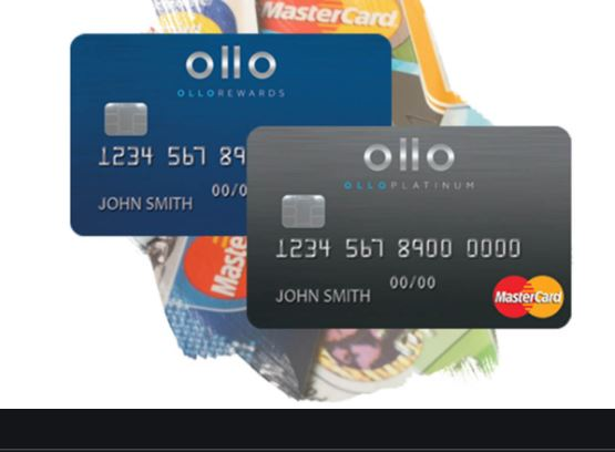 Ollo Platinum Credit Card Application, Login and Activation